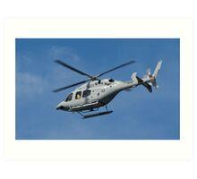 Bell 429 Art Print
