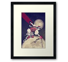 The Fixer Framed Print
