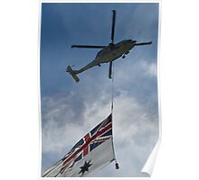 SeaHawk and Ensign Poster