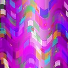 Squares and Waves by ScaleDesigns
