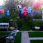 Chinese New Year in the Garden by suburbanjubilee