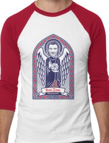 San Zusi Men's Baseball ¾ T-Shirt
