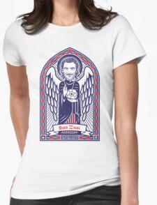 San Zusi Womens Fitted T-Shirt