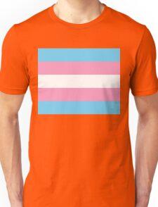 Transgender Flag Unisex T-Shirt
