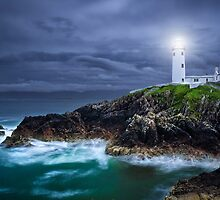 Fanad Head Lighthouse by Alan Owens
