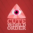 Cute World Order by personabydesign