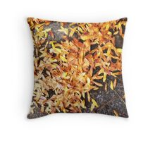 scattered~ Throw Pillow