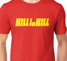 Kill La Kill - Yellow Unisex T-Shirt
