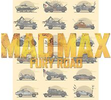 Mad Max by Tolcarne