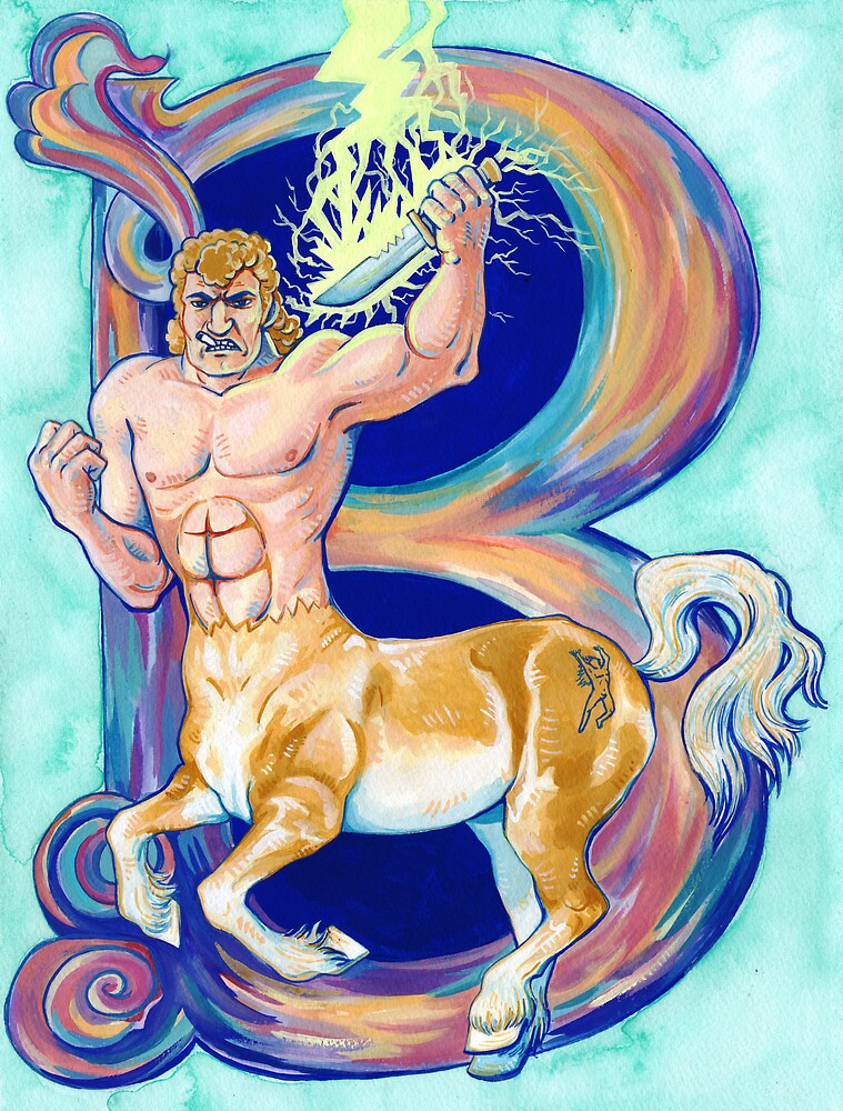 Brock Centaurion by Seahorse Carousel