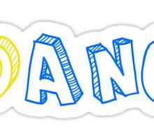 udance Sticker