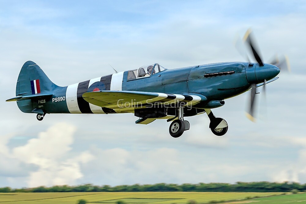 The Sleekest Spitfire? by Colin Smedley