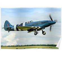 The Sleekest Spitfire? Poster