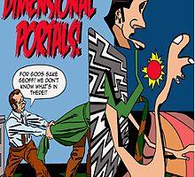 Dimensional Portal by ori-STUDFARM