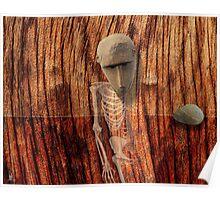 wood bruxo 24 Poster