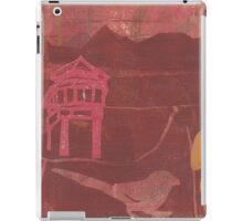 Peaks and Gables iPad Case/Skin