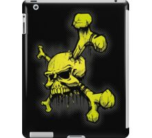 Yellow Skull iPad Case/Skin