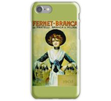 Fernet 1905 iPhone Case/Skin