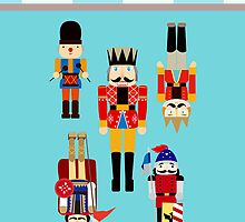 Your Adventure with the Nutcrackers by scottorz