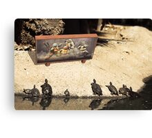 Crawl-in Theater Canvas Print