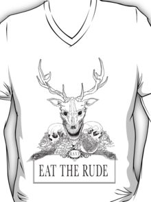 Hannibal - Eat the Rude  T-Shirt