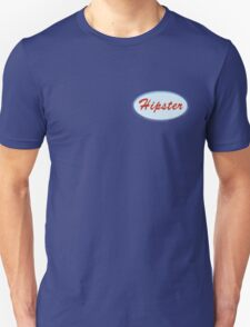 Hipster Patch T-Shirt