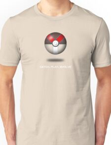 Pokemon Y Unisex T-Shirt