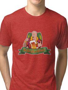 Schraderbrau Tri-blend T-Shirt