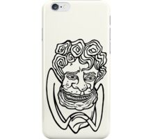 Creepy Uncle Merchandise iPhone Case/Skin