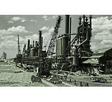Leadville Factory Photographic Print