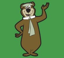 Yogi Bear - Good to Wear by retromoomin