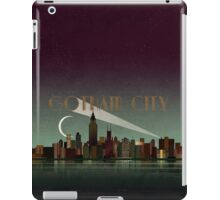 Gotham City iPad Case/Skin
