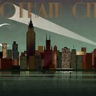 Gotham City by Wyattdesign