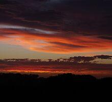 Sunrise at Munglinup, WA by Roselene
