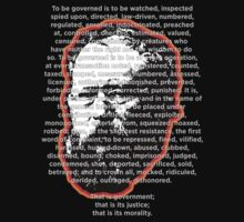 Proudhon Anarchist Mutualism TO BE GOVERNED by psmgop