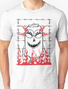 Evil pumpkin mini T-Shirt