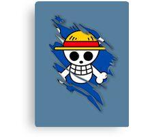 Pirate in you Canvas Print