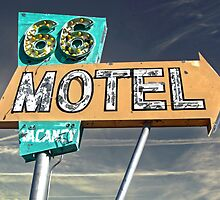 Motel 66 by GregorDyer