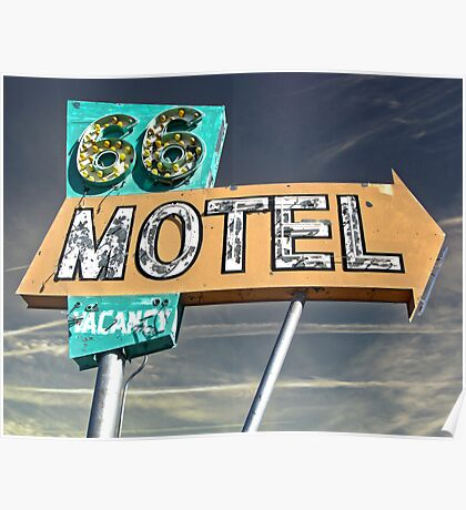 Motel 66 Poster