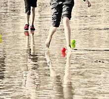 Beach Games by Susie Peek
