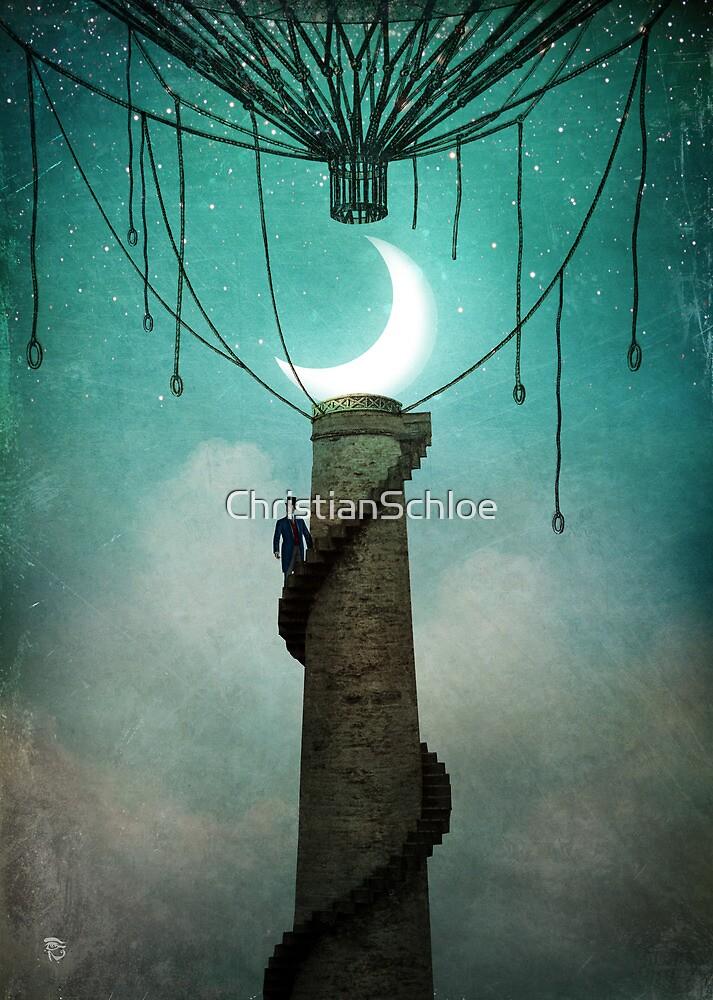 Enter the Sky by ChristianSchloe