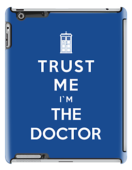 Trust Me I'm The Doctor  by Phaedrart