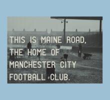 Manchester City Football Club T-Shirt
