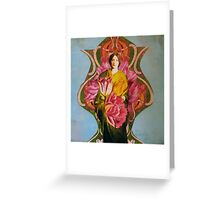 Angel For Dad Greeting Card