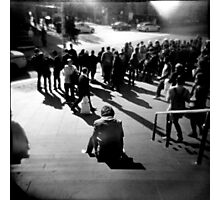 Flinders Street Patience Photographic Print