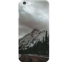 Mountain Road iPhone Case/Skin