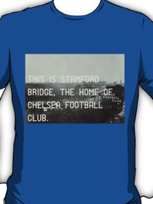 Chelsea Football Club T-Shirt
