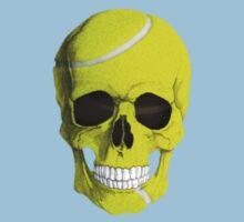 Tennis Head One Piece - Short Sleeve