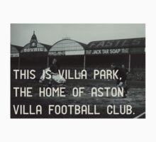 Aston Villa Football Club Kids Clothes