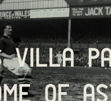 Aston Villa Football Club Sticker